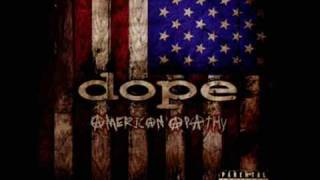Dope I'm back w/lyrics