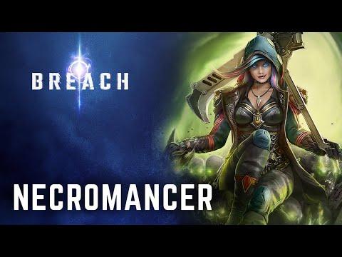 Breach - Necromancer Class Trailer