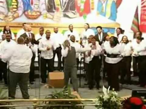 "Charles Butler & Trinity sings ""More Than Enough"""