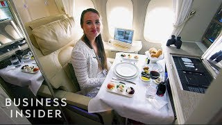 Inside Emirates' Newest And Most Luxurious First-Class Suite