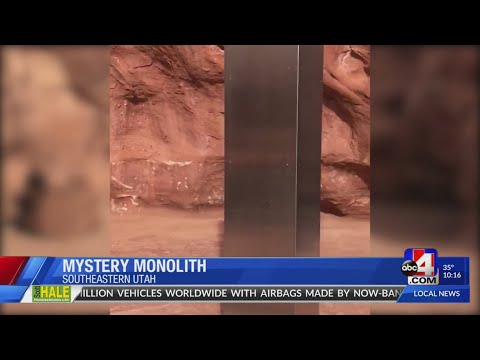 Where Did the Mysterious Monolith Come From?