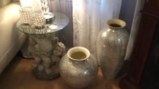 Small livingroom tour 💎 glam decor 💎