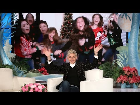 Ellen Has a Big Surprise for Nashville College Students