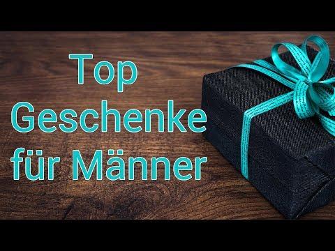 TOP Geschenke für MÄNNER! / Geschenkeguide
