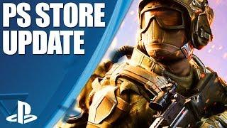 PlayStation Store Highlights - 19th September 2018