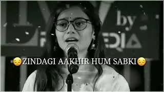 Female Version Sad Status ~ Shayari Status Video ~ Female Version Whatsapp Status
