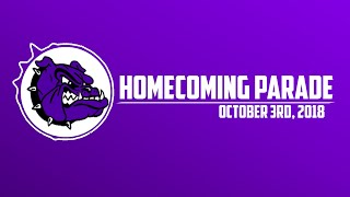 Fayetteville Homecoming Parade 2018