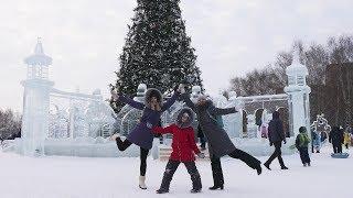 Удмуртский лёд ❄ Зима метёт, метёт