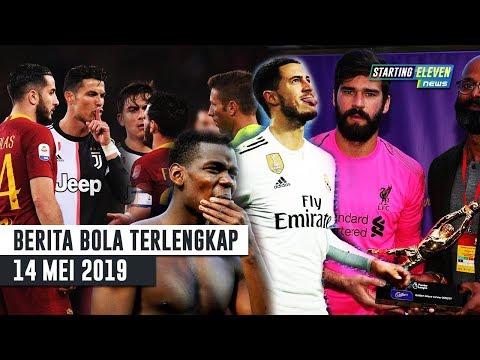 RESMI HAZARD KE MADRID 🔥 Ejekan Ronaldo 😱 Semprotan Fans Ke Pogba 🤔 Allisson Kiper Terbaik EPL