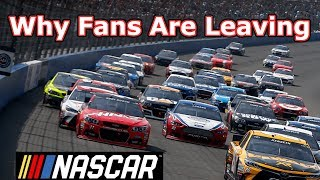 NASCAR Racing: 2009 Vs Now - Why Fans are Leaving - dooclip.me