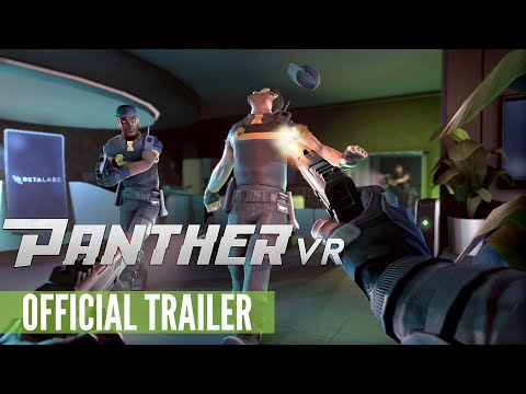 Trailer du lancement en early access de Panther VR