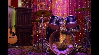 Sweet looking/sounding drum recording studio