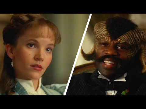 Carnival Row Imogen and Agreus | Prime Video