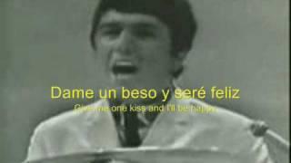BECAUSE - THE DAVE CLARK FIVE --- SUBTÍTUTOS ESPAÑOL E INGLÉS