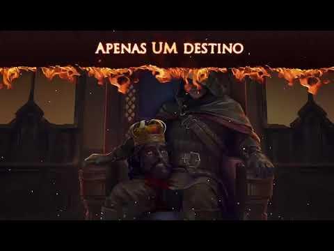 Book Trailer Série Filhos Do Fogo - Sangue de Dragão