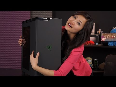 NZXT H440 (Razer Edition) Mid Tower PC Case Overview