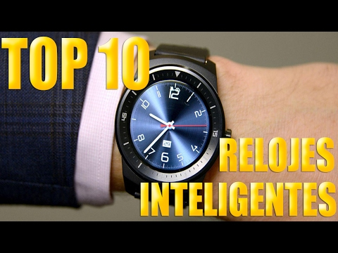 TOP 10 | RELOJES INTELIGENTES 2017