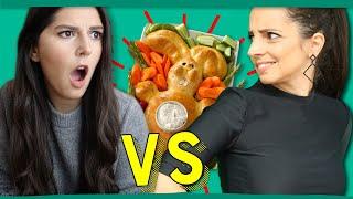 ¿Quién hace mejor ESTE CONEJO de pascuas??? - Caro Trippar vs. Paulina Cocina
