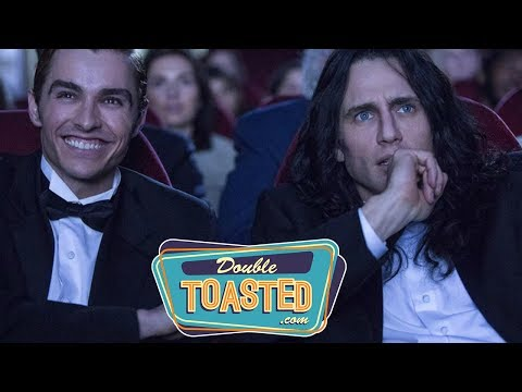 THE DISASTER ARTIST OFFICIAL MOVIE TRAILER #1 REACTION - Double Toasted Review