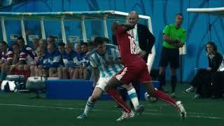 Фильм ужасов с Месси в рекламе Adidas к ЧМ по футболу 2018