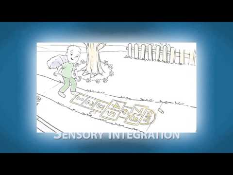 Screenshot of video: Importance of Sensory Integration