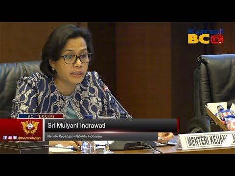 Konferensi Pers Ketentuan Pembawaan Barang Penumpang & IKM