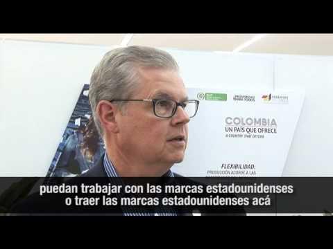Asociación de Confección y Calzado de Estados Unidos recomienda Colombia como proveedor