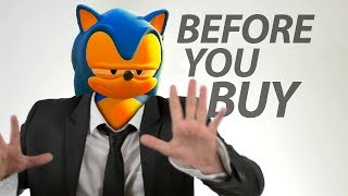 Sonic Forces - Before You Buy