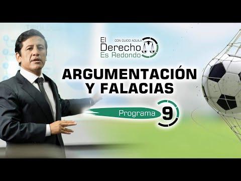 ARGUMENTACIÓN Y FALACIAS - EDR #9
