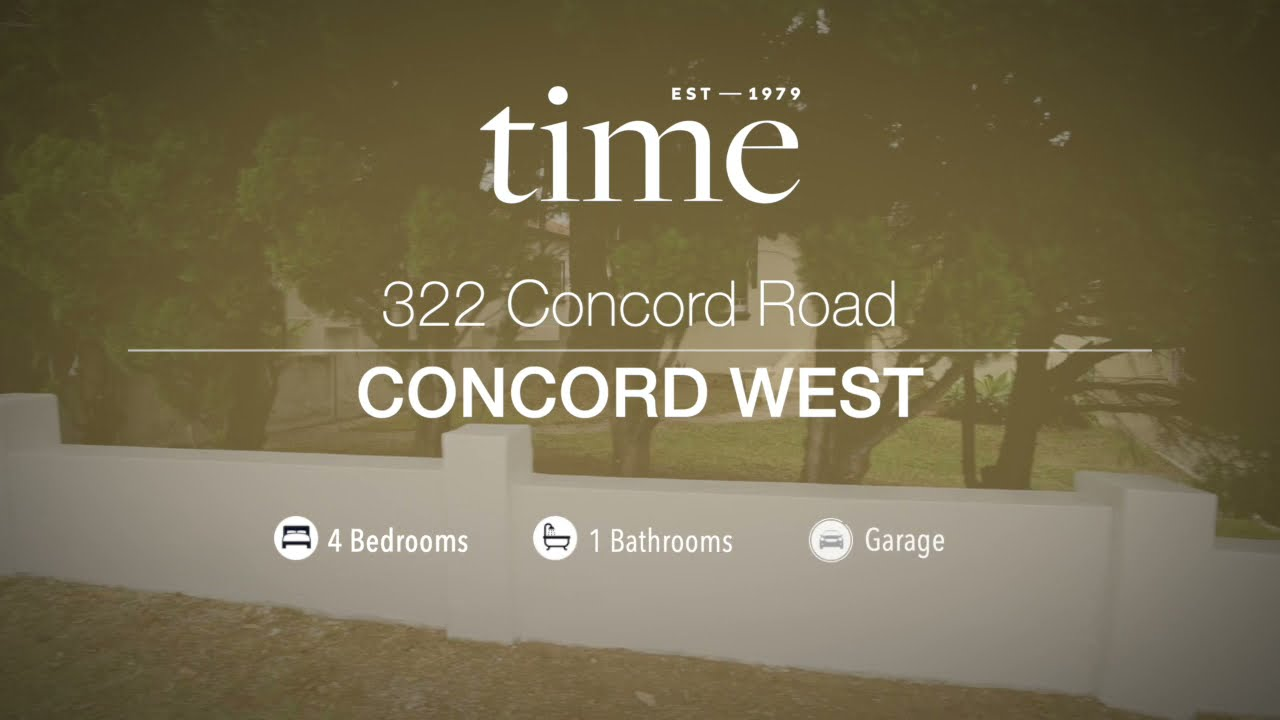 322 Concord Road, Concord West NSW