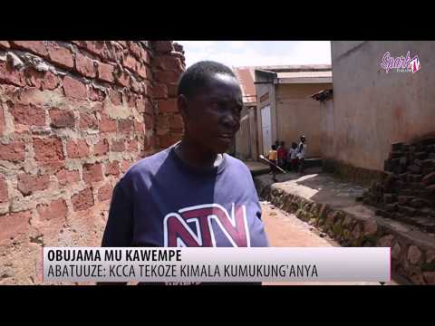 Obujama mu Kawempe, KCCA tekoze kimala kumukung'anya