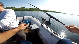 Ловля щуки на спиннинг / Проверка старых рыбных мест / Щука на воблер / Щука атакует