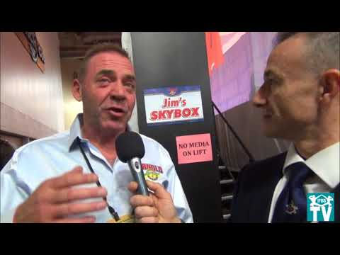 Arnold Classic Columbus 2016 Interview Tony Doherty