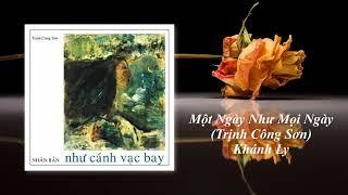 Khánh Ly | Một Ngày Như Mọi Ngày | Trịnh Công Sơn