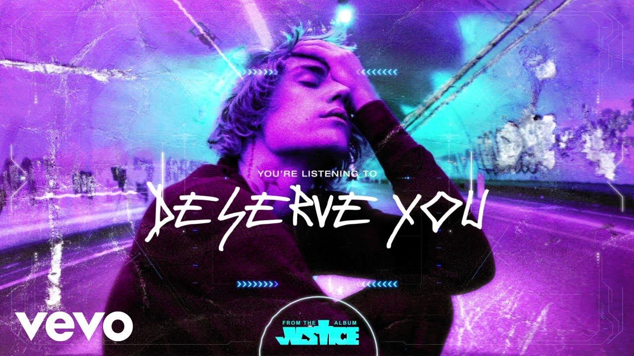 Lirik Lagu Deserve You - Justin Bieber dan Terjemahan