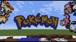 Pokémon - Gotta Catch 'Em All (Pokémon Theme) [Minecraft Noteblocks]