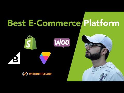 Best eCommerce Platform (2020). The Ultimate Comparison!