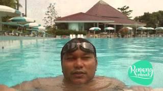 Pak Leo tidak iri lagi dengan bule bule di Lombok