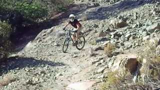 preview picture of video 'Riding in Troodos'