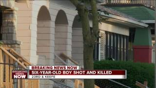 6-year-old child shot, killed on Milwaukee