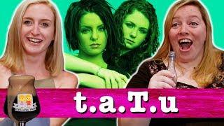 Drunk Lesbians Watch t.a.T.u (Feat. Kirsten King)