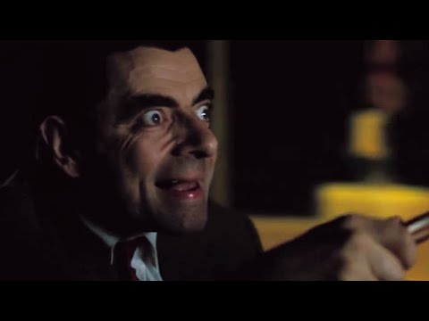 Driving to Cannes | Classic Mr Bean