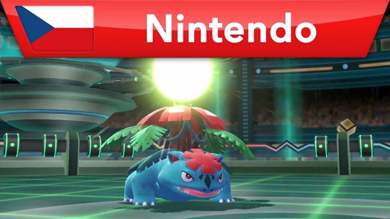 Pokémon: Let's Go, Pikachu & Pokémon: Let's Go, Eevee