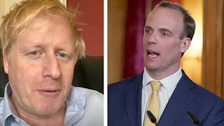video:   Boris Johnson 'is a fighter' and will be back at the helm to lead us through coronavirus crisis, Dominic Raab says - latest news