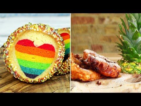Biscoitos lindos e gostosos