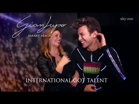 GIANLUPO MAGIC INTERNATIONAL GOT TALENT - SHOWREEL