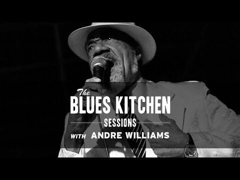 Andre Williams - Live at the Blues Kitchen