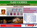CLASS 9 SCI CHP 1 MATTER IN OUR SURROUNDING PART 3