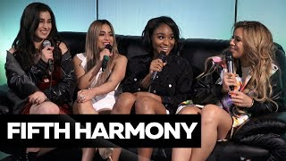 Fifth Harmony Talks Supporting Each Other, The New Album + Normani's GMA Fall