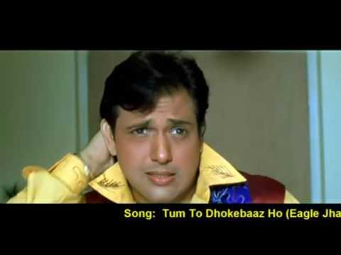 Tum To Dokhebej Ho. Govinda- Karishma Kapoor- Tabbu Movie Saajan Chale Sasural